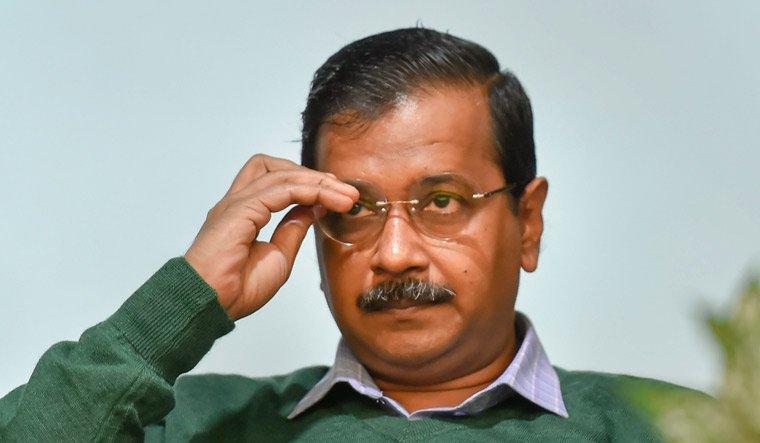 arvind kejriwal upset